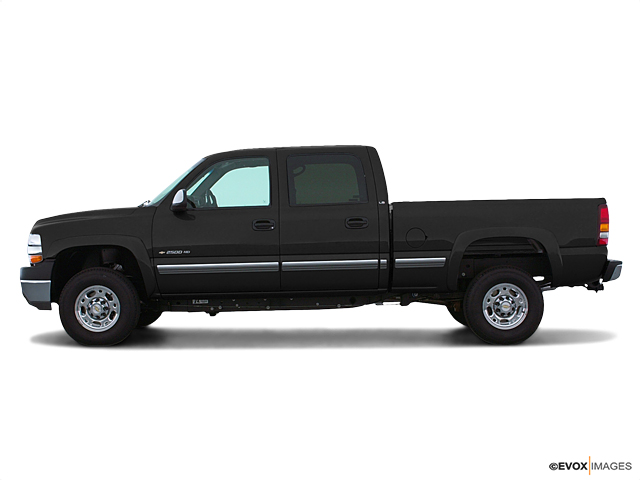 2002 Chevrolet Silverado 2500HD Vehicle Photo in Spokane, WA 99207