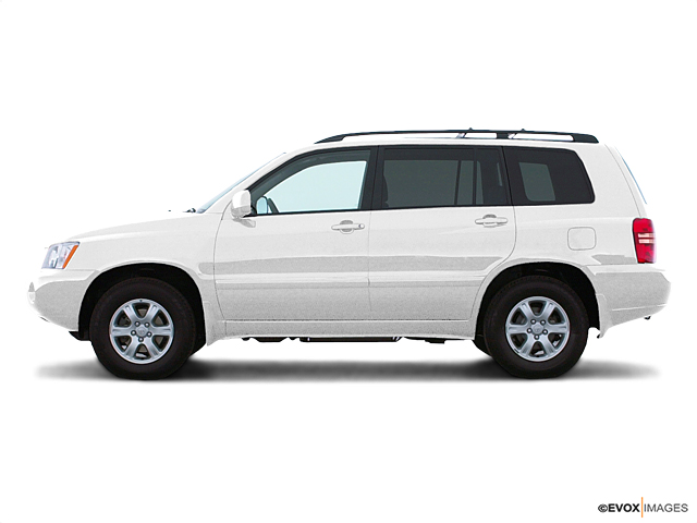 2002 Toyota Highlander Vehicle Photo in Richmond, TX 77469