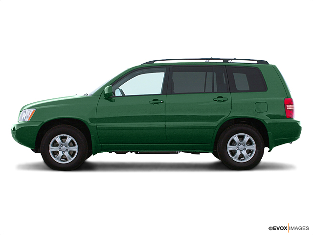 2002 Toyota Highlander Vehicle Photo in Annapolis, MD 21401