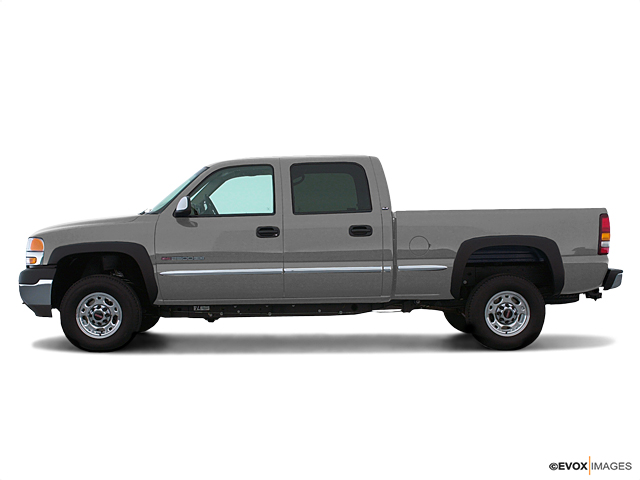 2002 GMC Sierra 2500HD Vehicle Photo in Anchorage, AK 99515