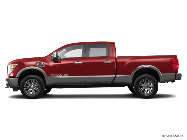 2016 Nissan Titan XD Vehicle Photo in Easton, PA 18045