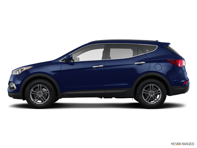 2017 Hyundai Santa Fe Sport 2 4l Auto Nightfall Blue 4d