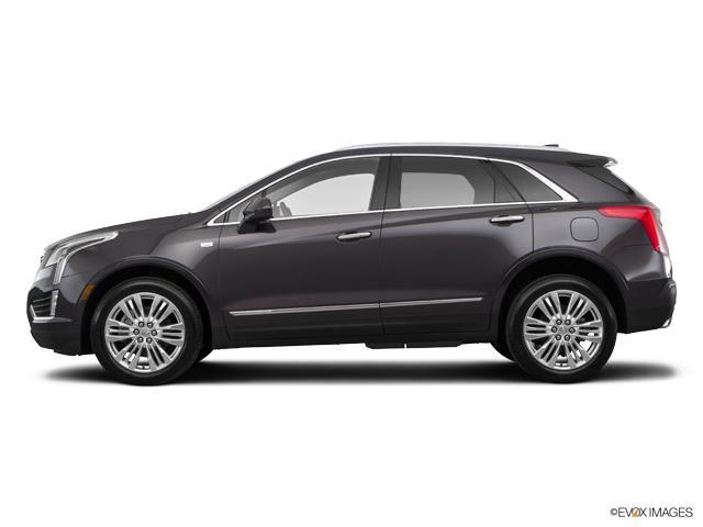 Used 2017 Dark Gray Cadillac Xt5 Awd 4dr Premium Luxury