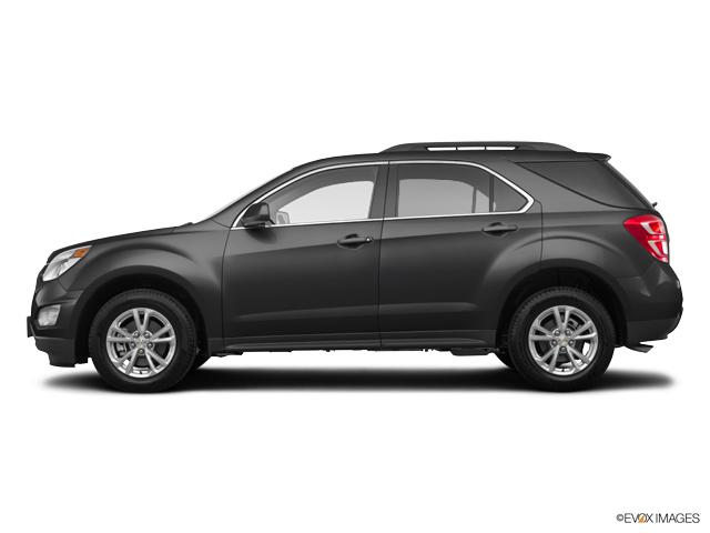 2017 Nightfall Gray Metallic Awd Lt Chevrolet Equinox For