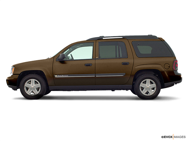 2002 Chevrolet TrailBlazer Vehicle Photo in Freeland, MI 48623
