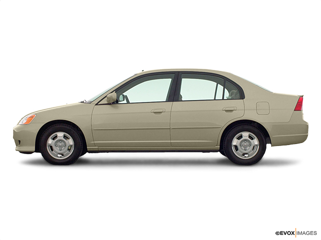 2003 Honda Civic Vehicle Photo in Bloomington, IN 47403