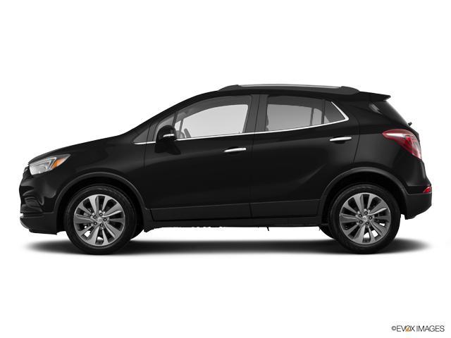 Anaheim Gb0 Ebony Twilight 2017 Buick Encore Used Suv For