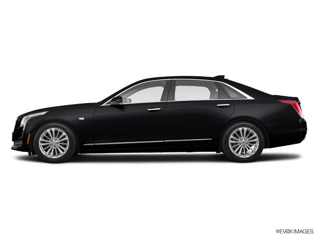 Certified 2017 Cadillac Ct6 Sedan Black Raven Car For