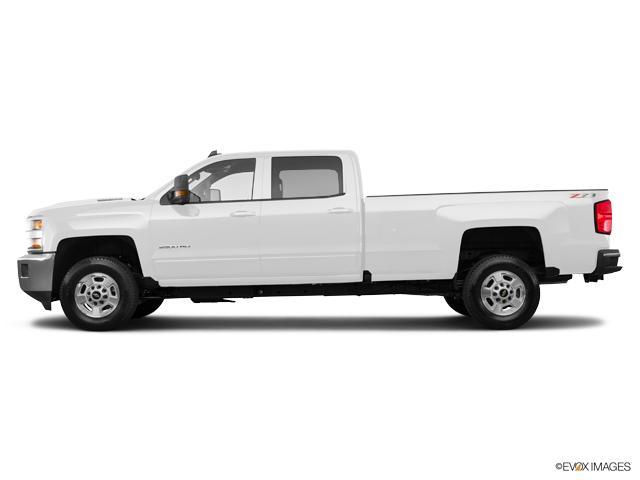 Used 2017 White Chevrolet Silverado 2500hd For Sale In