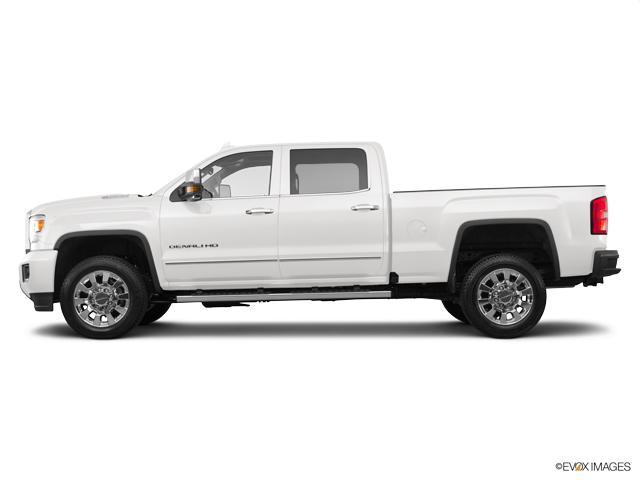 Used 2017 White Gmc Sierra 2500hd For Sale In Glenwood