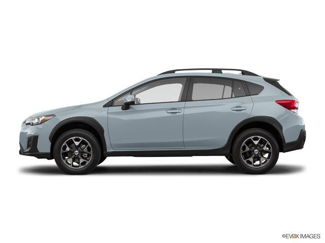 New 2018 Subaru Crosstrek Cool Gray Khaki Suv For Sale