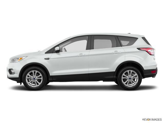 Eckert Hyundai Denton Tx >> 2017 Ford Escape SE Oxford White SE 4dr SUV. A Ford Escape at Eckert Hyundai Denton TX
