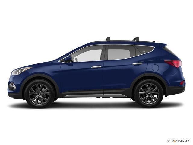 2017 Hyundai Santa Fe Sport 2 0t Ultimate Nightfall Blue 2