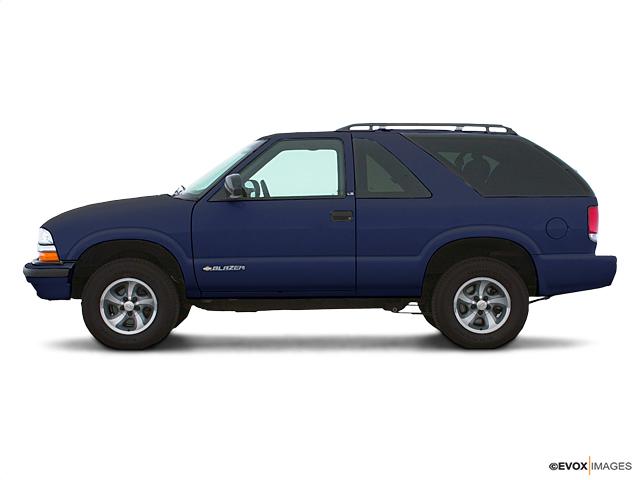 2002 Chevrolet Blazer Vehicle Photo in Twin Falls, ID 83301