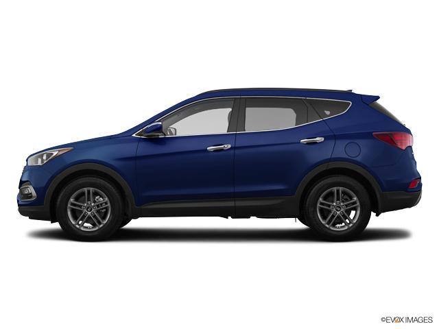 2018 Hyundai Santa Fe Sport 2 4l Auto Nightfall Blue 4d
