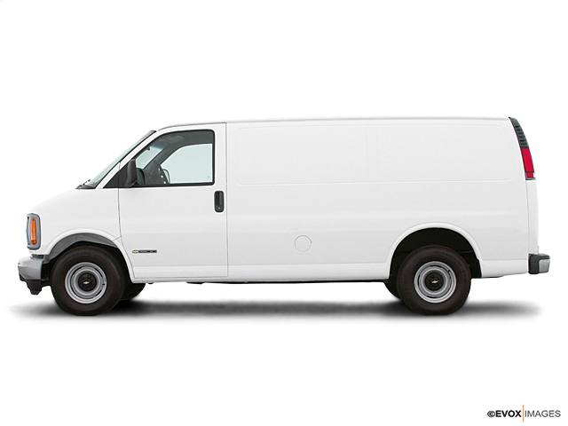 2001 Chevrolet Express Cargo Van Vehicle Photo in Mount Carroll, IL 61053