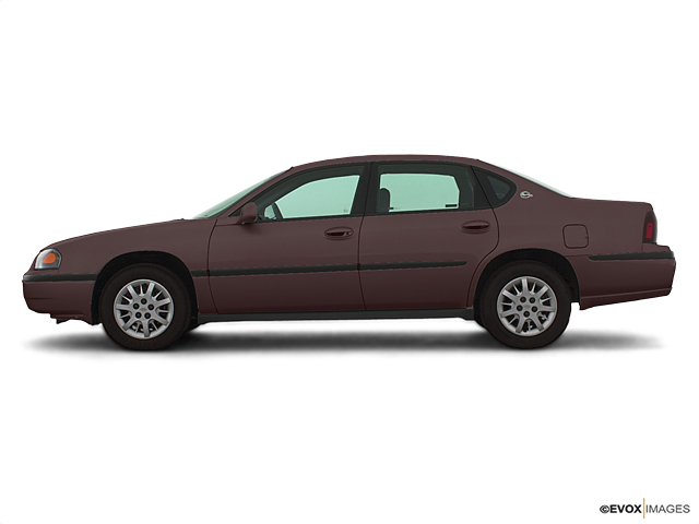 2002 Chevrolet Impala Vehicle Photo in Warren, OH 44483