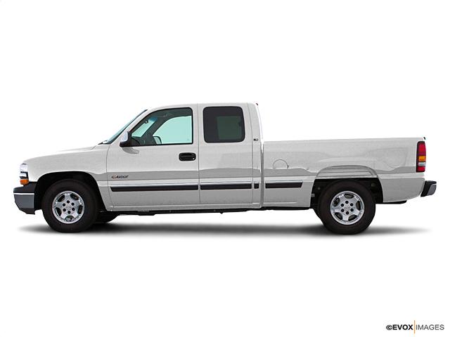 2002 Chevrolet Silverado 1500 Vehicle Photo in Menomonie, WI 54751