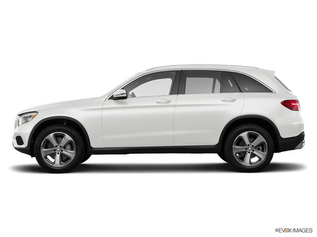New 2018 mercedes benz glc polar white suv for sale for Mercedes benz north houston service coupons