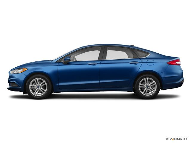 2018 Used Ford Fusion SE FWD 4D Sedan - Springfield IL ...