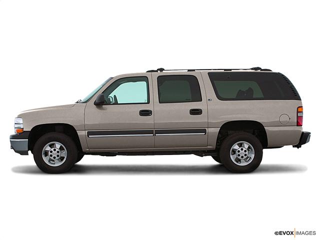 2002 Chevrolet Suburban Vehicle Photo in Colorado Springs, CO 80905