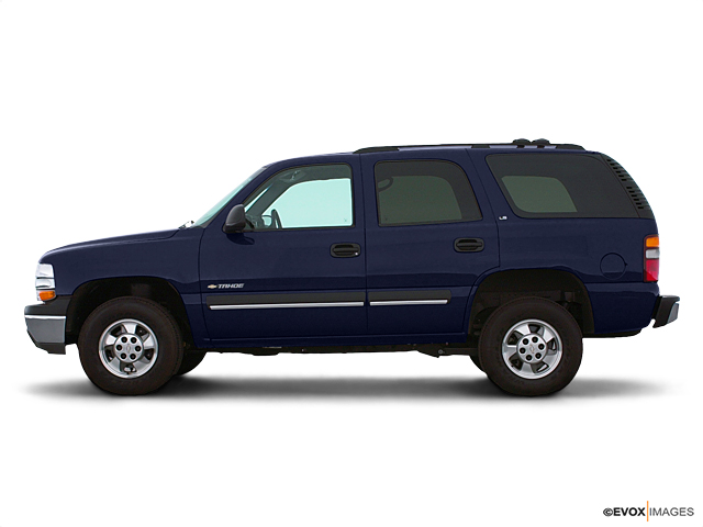 2002 Chevrolet Tahoe Vehicle Photo in Moultrie, GA 31788