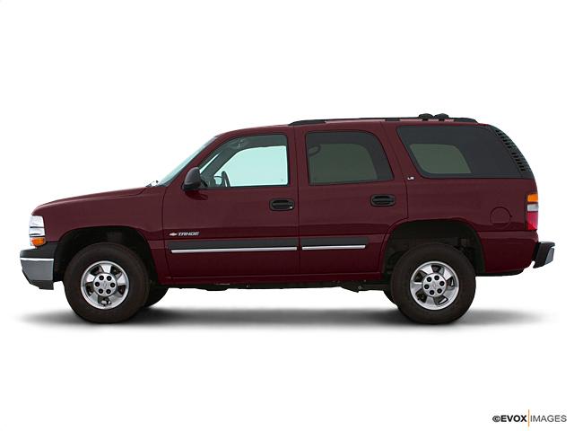 2002 Chevrolet Tahoe Vehicle Photo in Oklahoma City, OK 73114