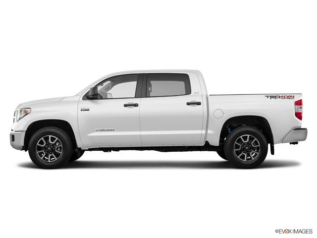 Used 2018 Super White Toyota Tundra 4WD Truck for Sale in ...