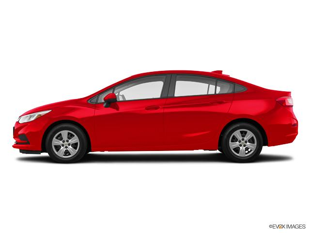 New Red Hot Red 2018 Chevrolet Cruze Sedan Ls Automatic