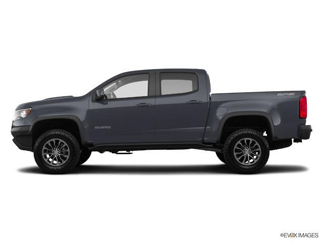 san bernardino satin steel metallic 2018 chevrolet colorado new truck for sale j5050. Black Bedroom Furniture Sets. Home Design Ideas