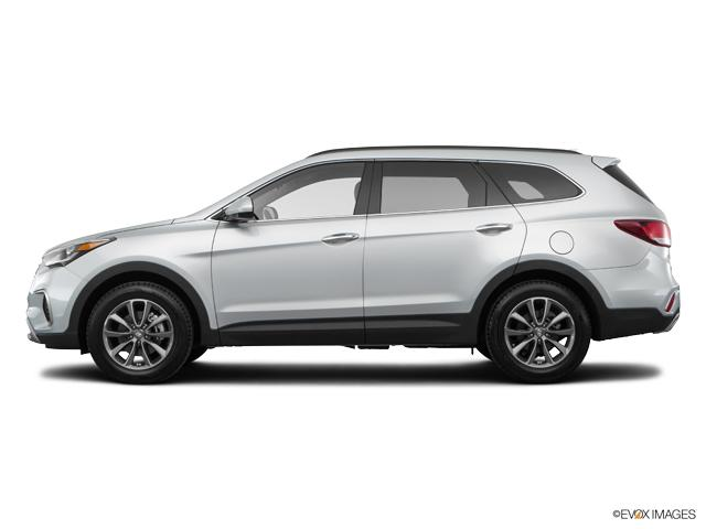 New orleans circuit silver 2018 hyundai santa fe used suv for Mossy motors used cars