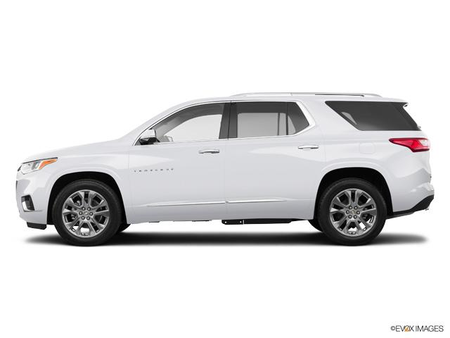 Certified 2018 Chevrolet Traverse (Iridescent Pearl