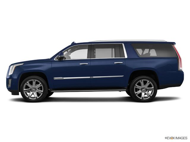 Dark Adriatic Blue Metallic 2018 Cadillac Escalade Esv
