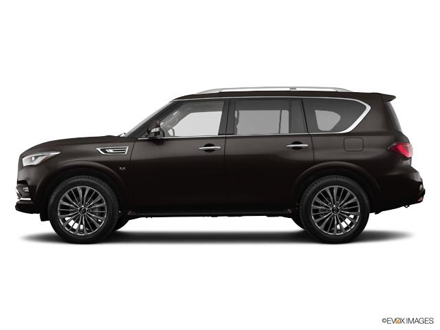 Sewell Infiniti Fort Worth >> New 2018 INFINITI QX80 Mineral Black: Suv for Sale - JN8AZ2ND8J9840045