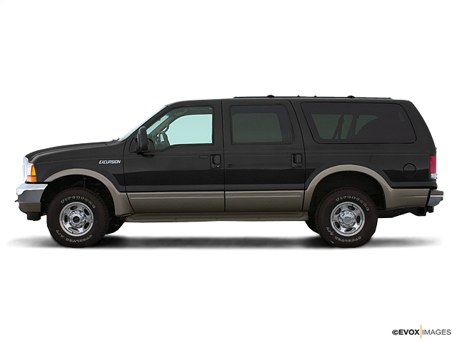 2002 Ford Excursion Vehicle Photo in Austin, TX 78759