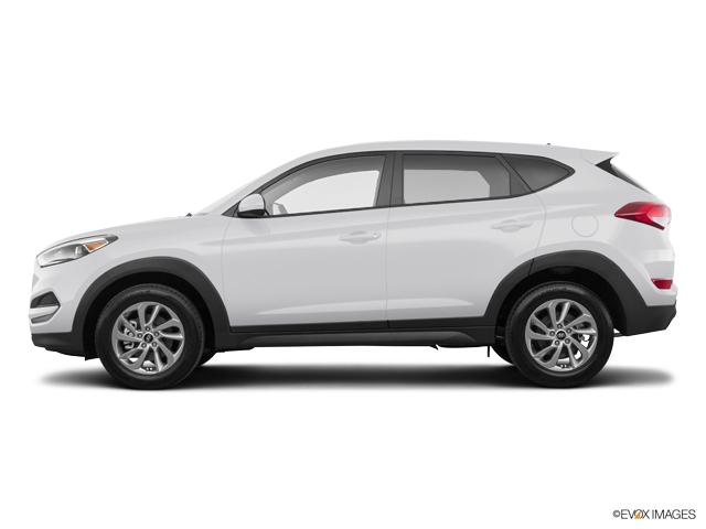 2018 Hyundai Tucson Limited FWD Dazzling White 4D Sport ...