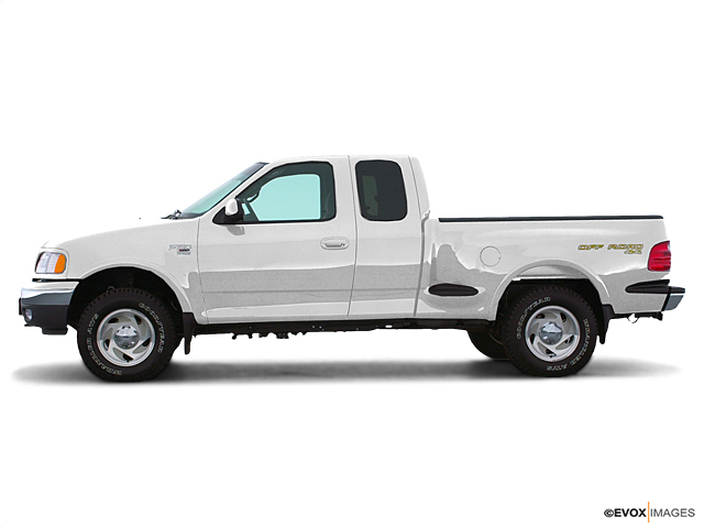 2002 Ford F-150 Vehicle Photo in Gainesville, FL 32609