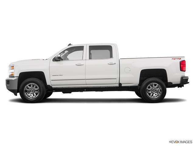 Deacon Jones Goldsboro Nc >> New Summit White 2019 Chevrolet Silverado 2500HD Crew Cab ...