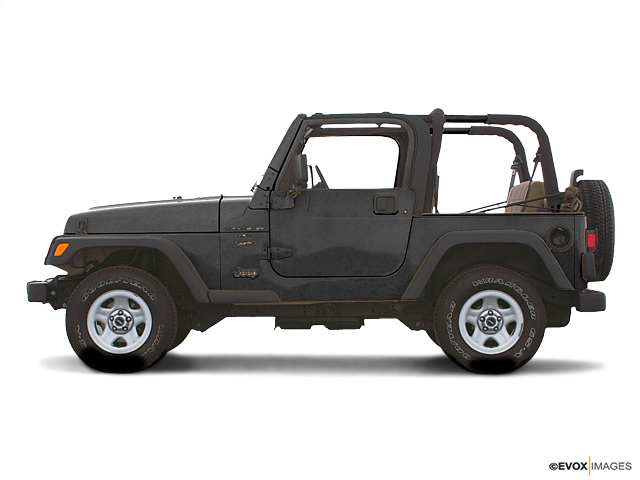 2001 Jeep Wrangler Vehicle Photo in American Fork, UT 84003