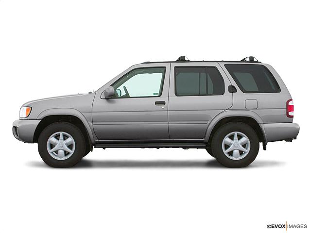 2002 Nissan Pathfinder Vehicle Photo in Tuscumbia, AL 35674