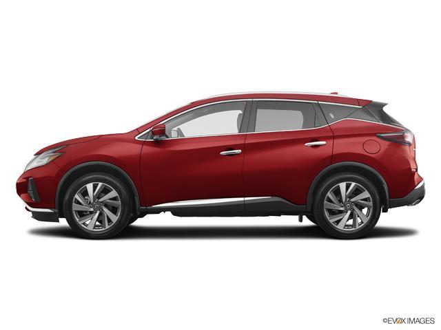 John Deery Cedar Falls >> Cayenne Red Metallic 2019 Nissan Murano AWD SL for Sale in ...