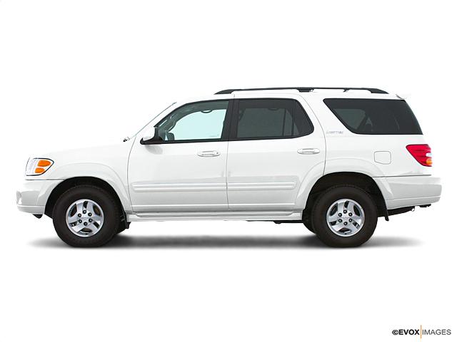 2002 Toyota Sequoia Vehicle Photo in Sugar Land, TX 77479