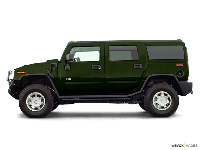 2003 HUMMER H2 Vehicle Photo in Houston, TX 77090