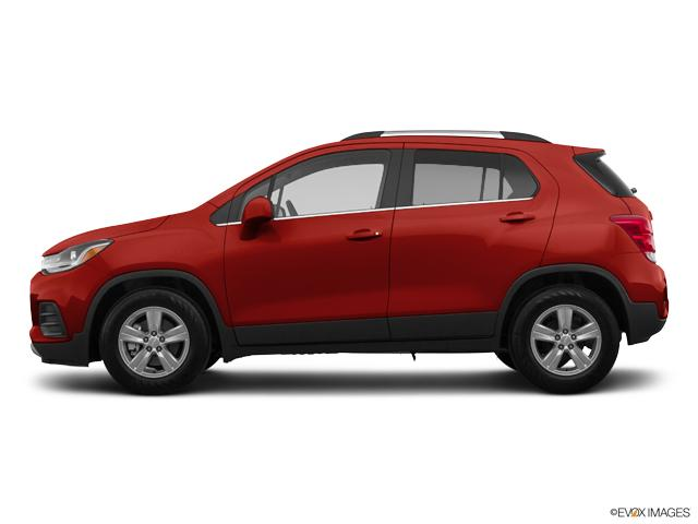 New Cajun Red Tintcoat 2020 Chevrolet Trax AWD LT for Sale ...