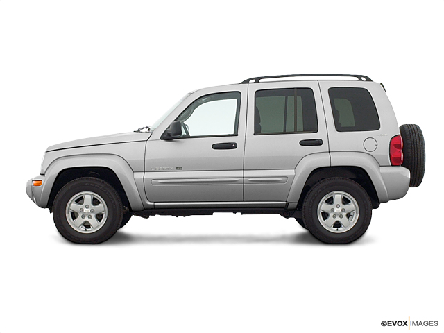 2003 Jeep Liberty Vehicle Photo in Spokane, WA 99207