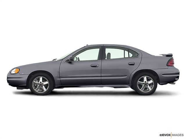 2003 Pontiac Grand Am Vehicle Photo in Spokane, WA 99207