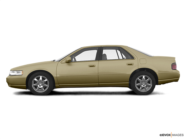2004 Cadillac Seville Vehicle Photo in San Angelo, TX 76901