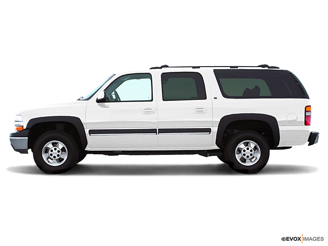 2003 Chevrolet Suburban Vehicle Photo in Akron, OH 44303