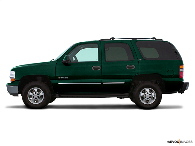 2003 Chevrolet Tahoe Vehicle Photo in Danville, KY 40422