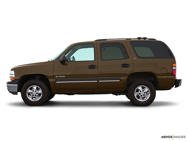 2003 Chevrolet Tahoe Vehicle Photo in San Angelo, TX 76903